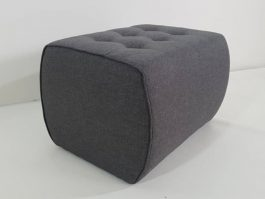 MH-SS01 Rectangular Modern Easy-to-care Sofa Stool without Storage